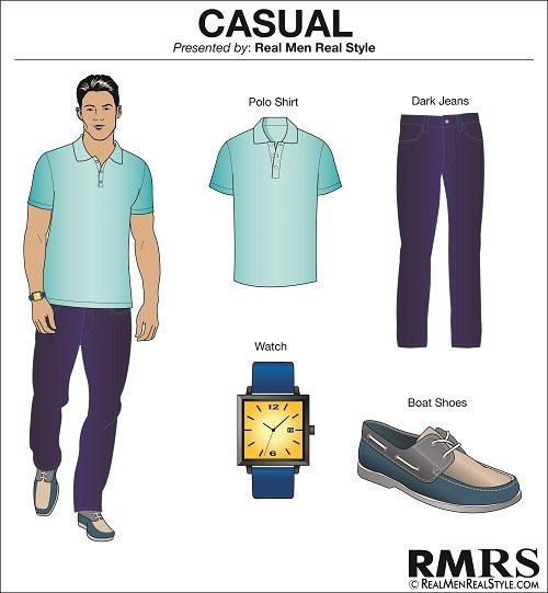 sharp casual dress code photo - 1