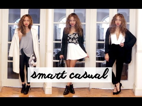smart casual attire photo - 1