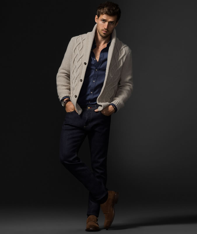 smart casual attire male photo - 1