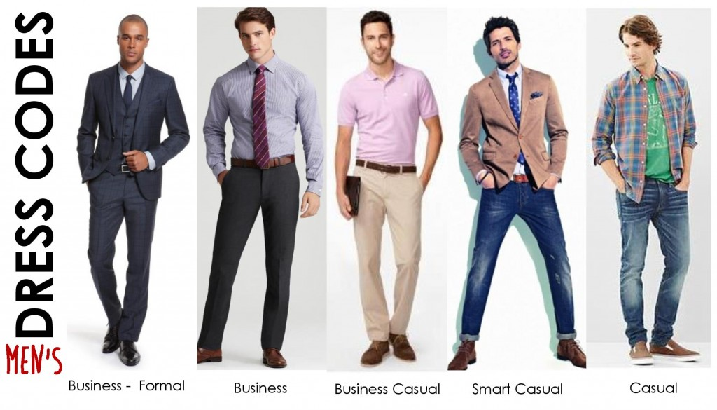 smart casual dress code photo - 1