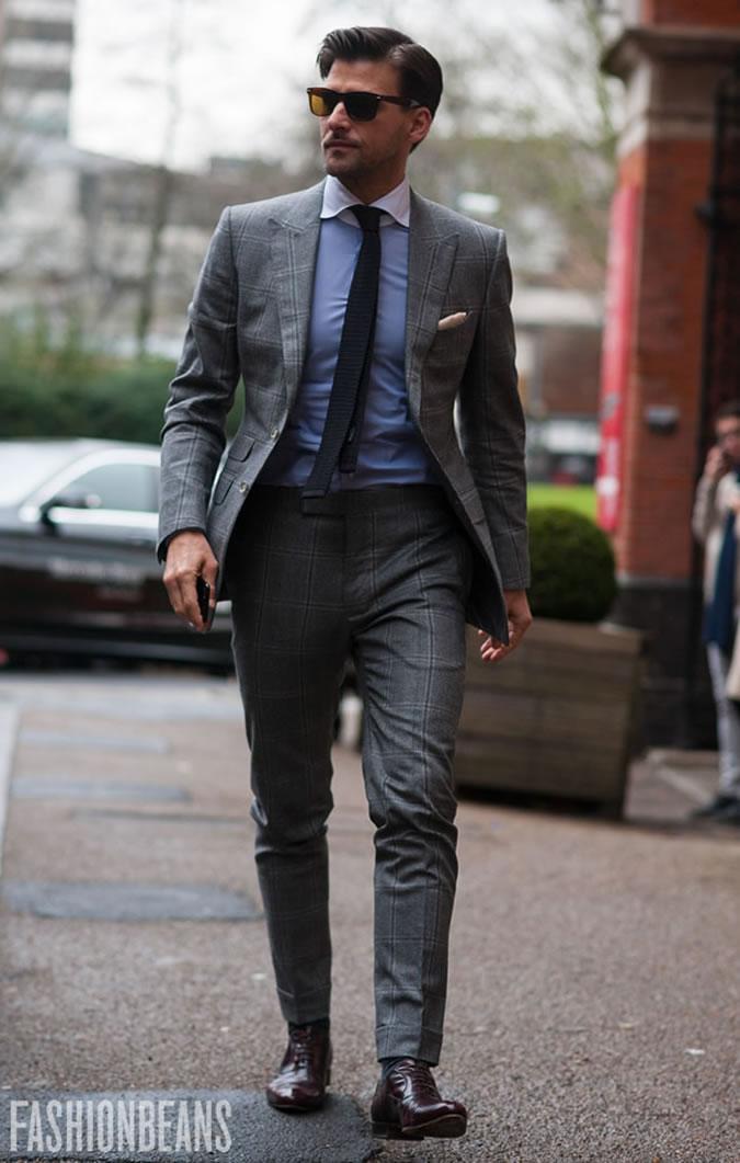 smart casual dresses for men photo - 1
