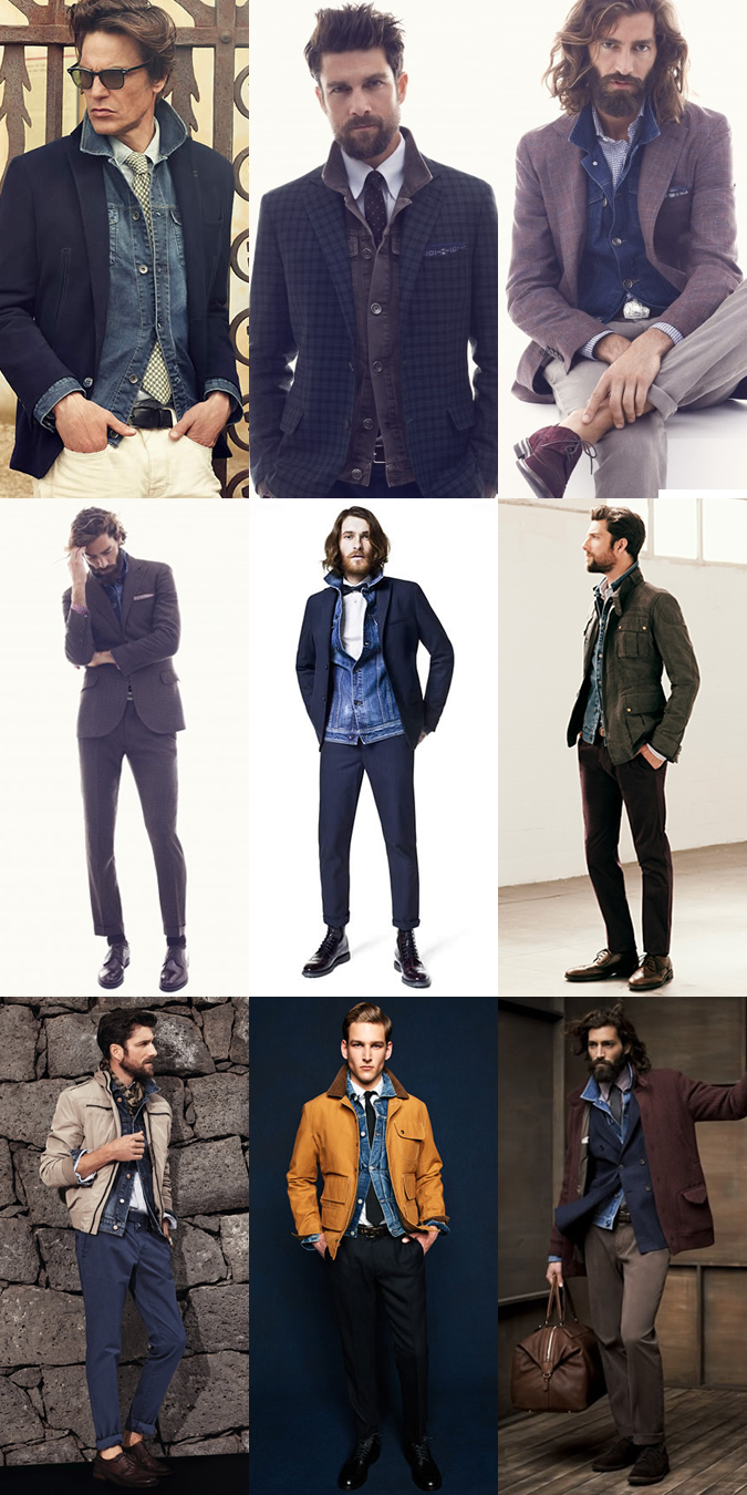 smart casual jeans photo - 1