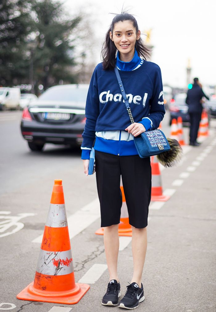 sporty style photo - 1