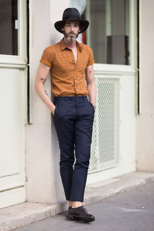 summer business casual men photo - 1