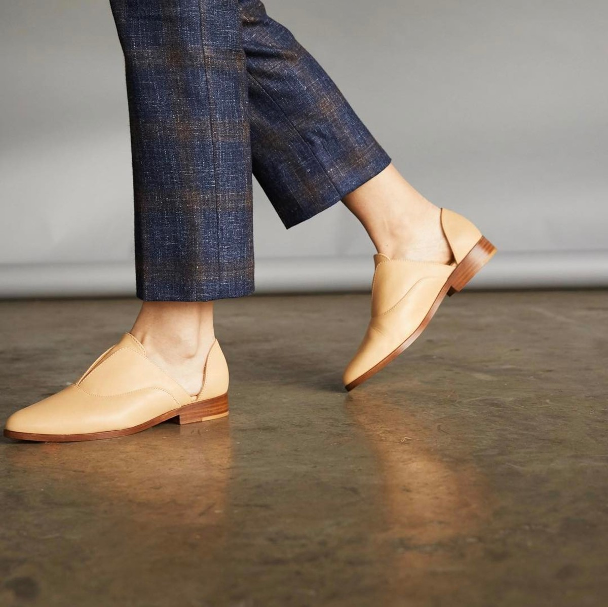 summer business casual shoes photo - 1