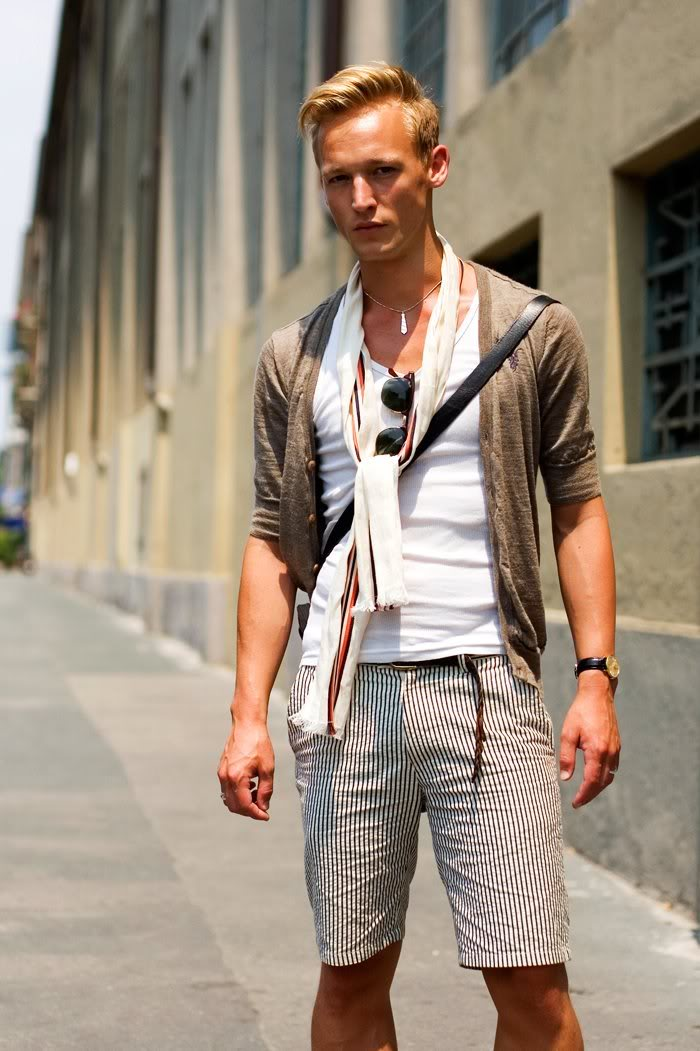 summer mens style photo - 1