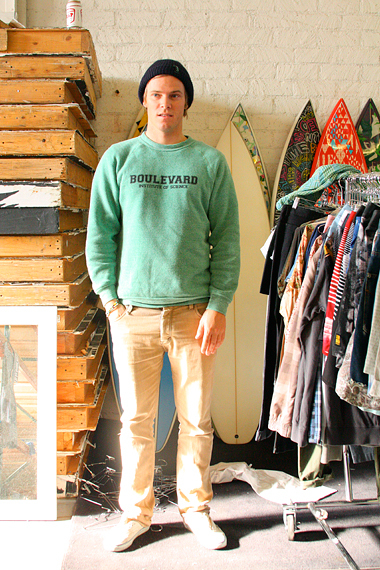 surfer style mens photo - 1