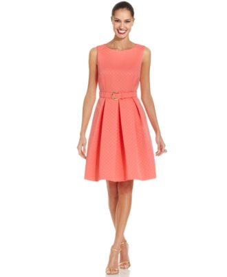 tahari dresses macys photo - 1
