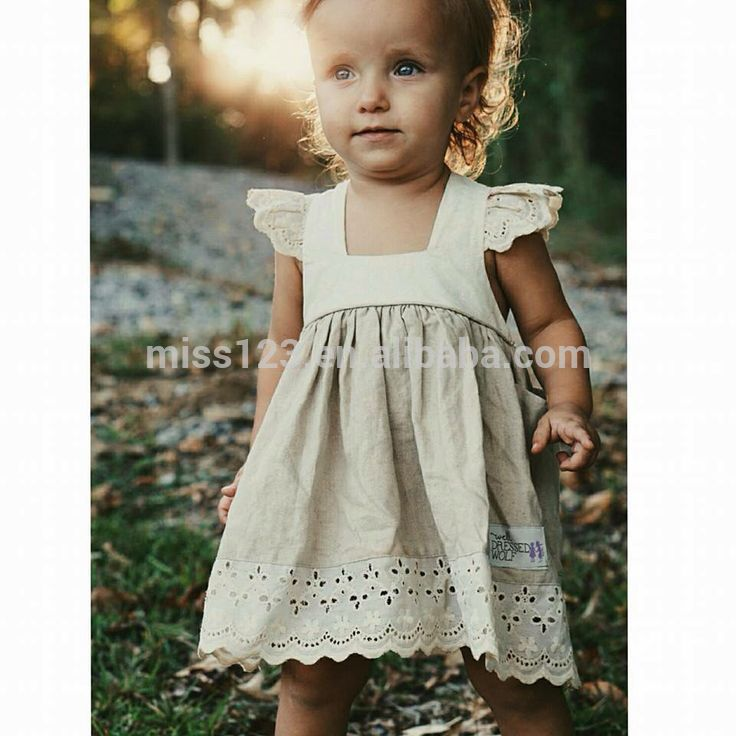 toddler casual dress photo - 1