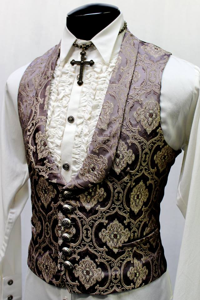 victorian style mens clothing photo - 1