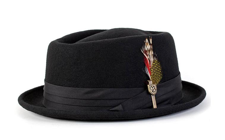 vintage style mens hats photo - 1