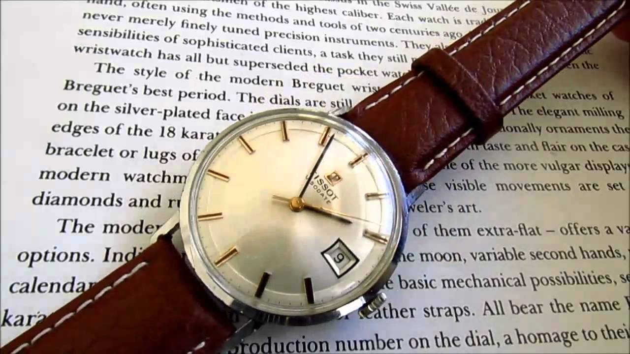 vintage style watches mens photo - 1