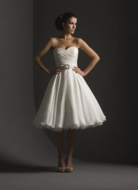 wedding dress for casual wedding photo - 1