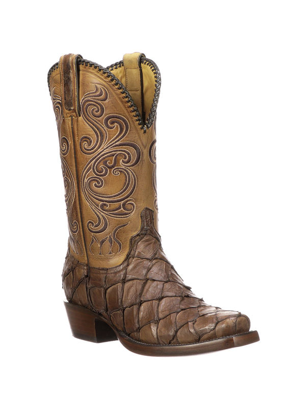 western style boots mens photo - 1