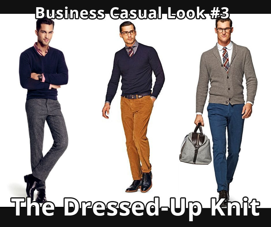 what is business casual attire for men example photo - 1