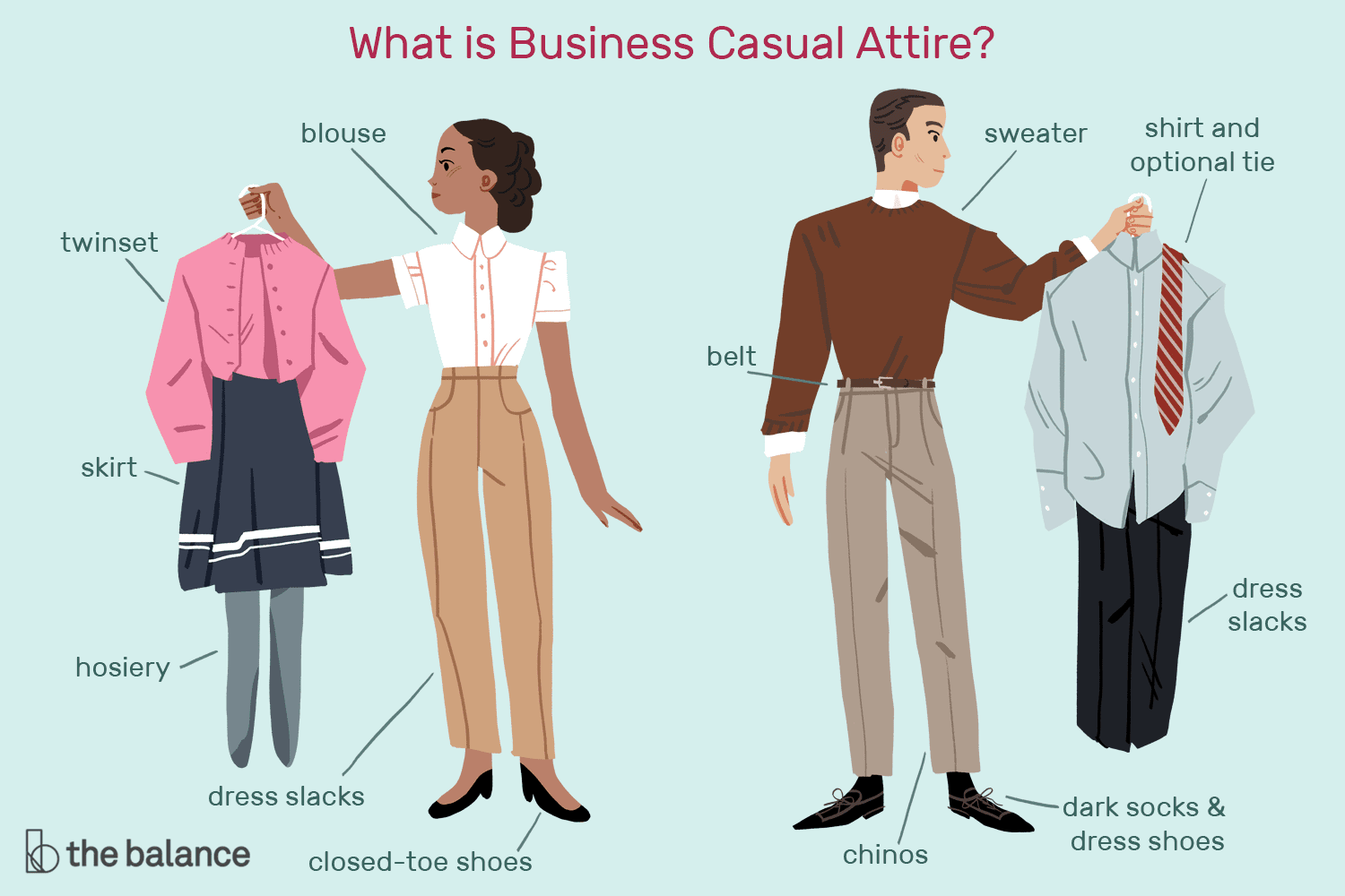 what is casual business attire photo - 1