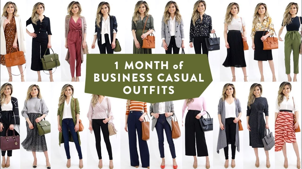 what is considered business casual attire photo - 1