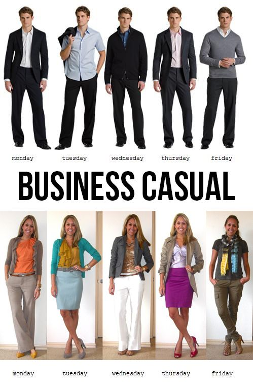 what is considered business casual for women photo - 1
