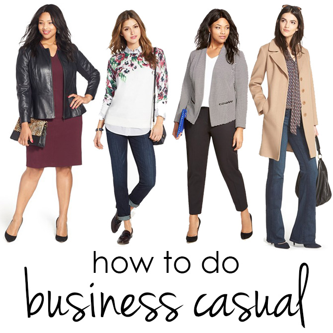 what is dress business casual photo - 1