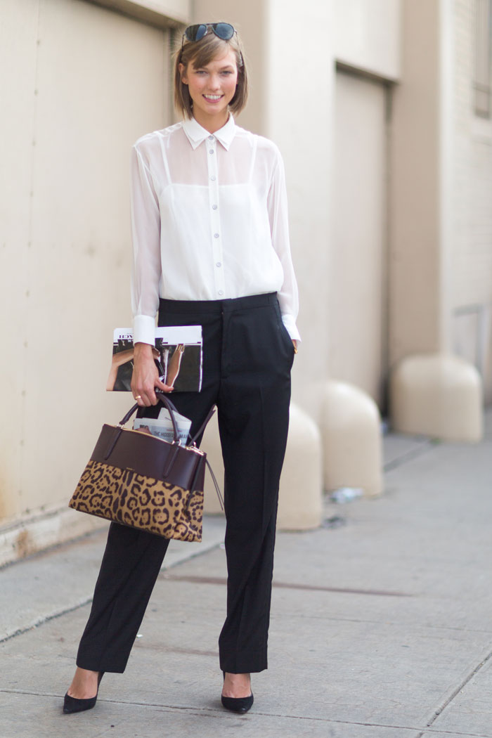what to wear for business casual female photo - 1