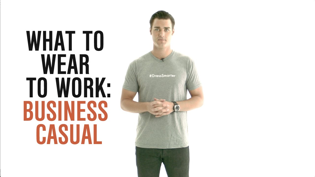 what to wear to work business casual photo - 1