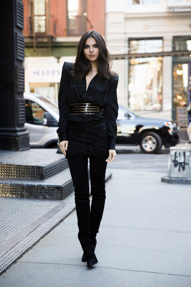 women business casual jeans photo - 1