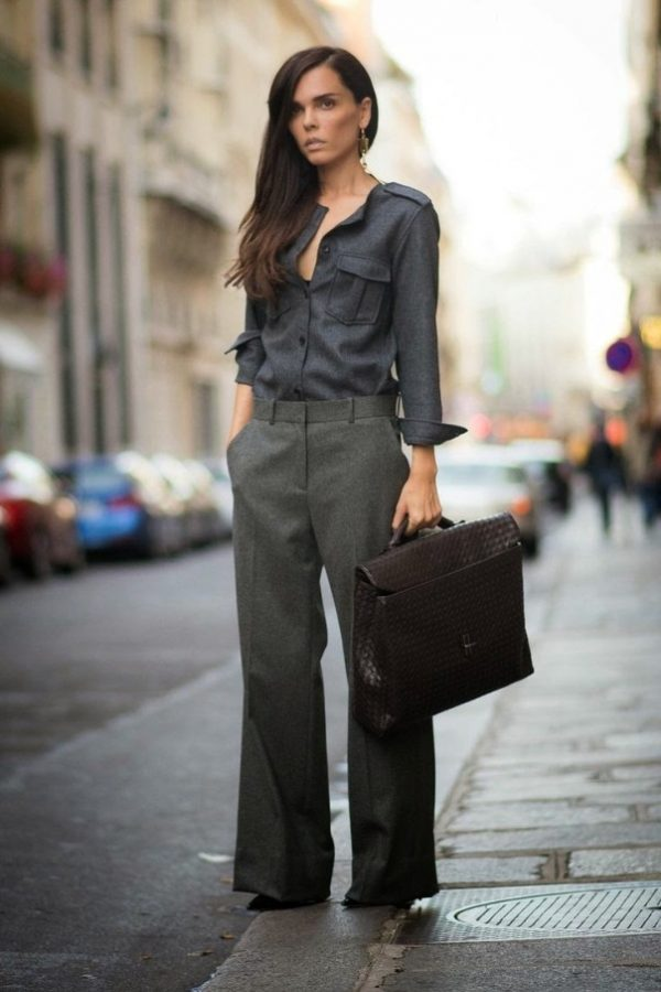 women business casual pants photo - 1