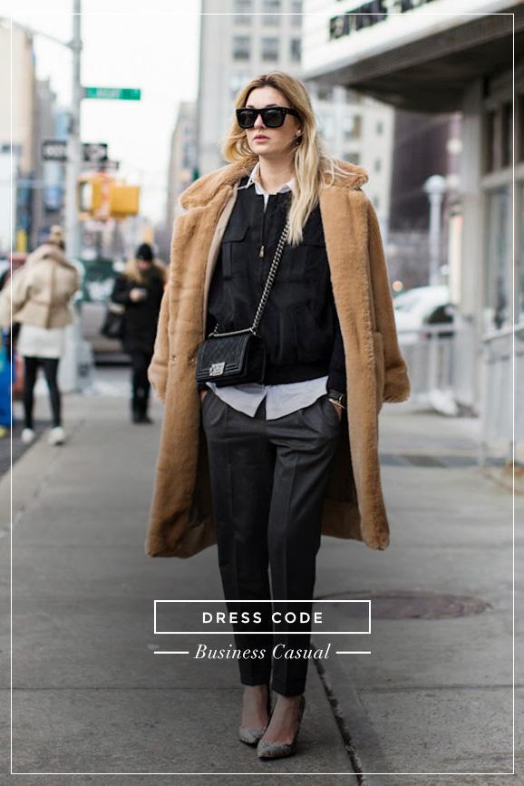 work casual dress code photo - 1