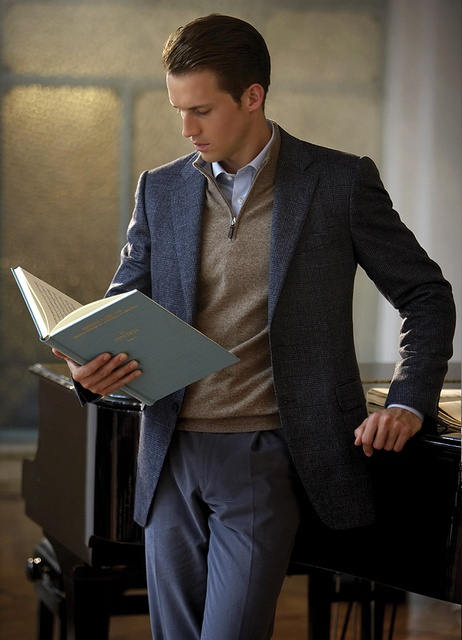 young mens business casual photo - 1