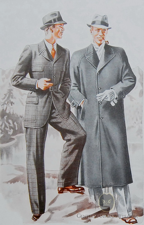 1930s style mens suits photo - 1
