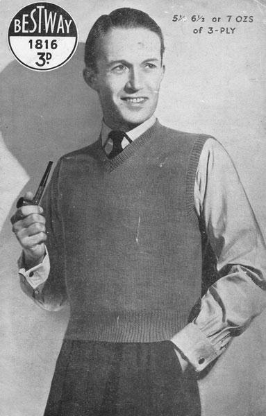 1940s style mens photo - 1