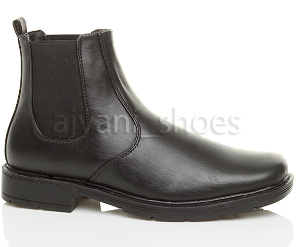 are ankle boots business casual photo - 1