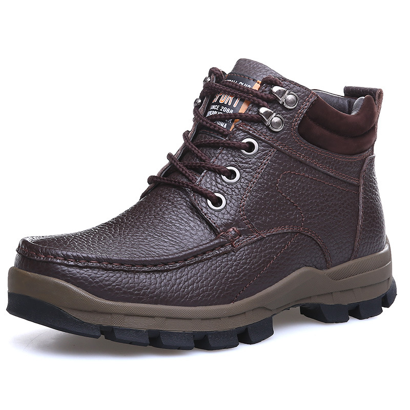 are boots business casual photo - 1