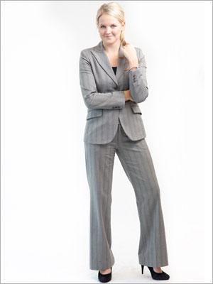 are slacks business casual photo - 1