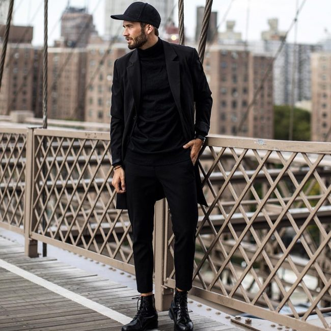 black business casual photo - 1