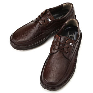 black casual dress shoes photo - 1