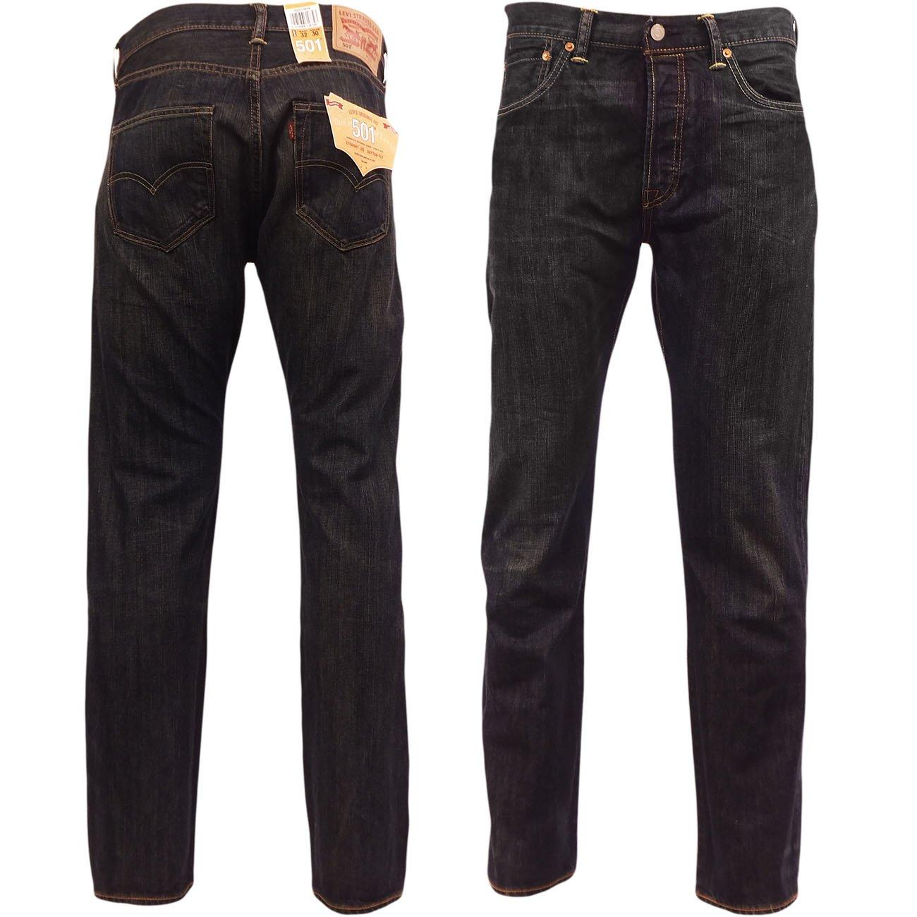 black jeans mens style photo - 1
