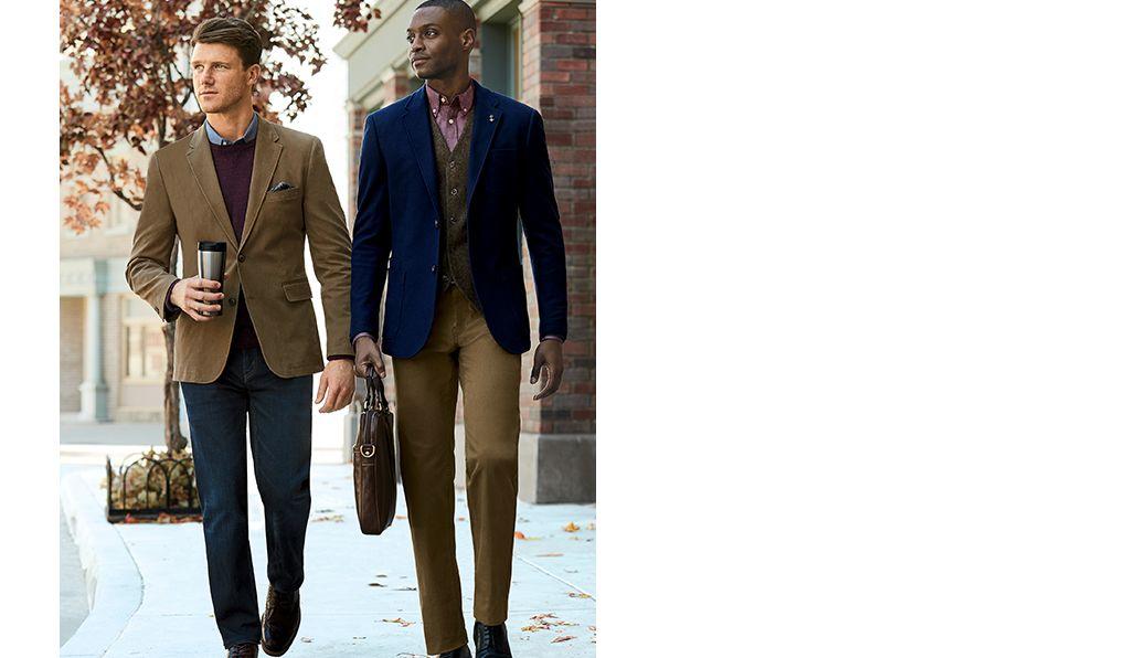 business casual attire for men photo - 1