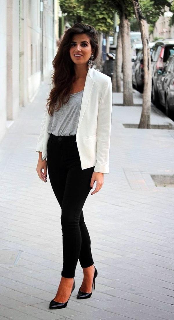 business casual attire for women photo - 1
