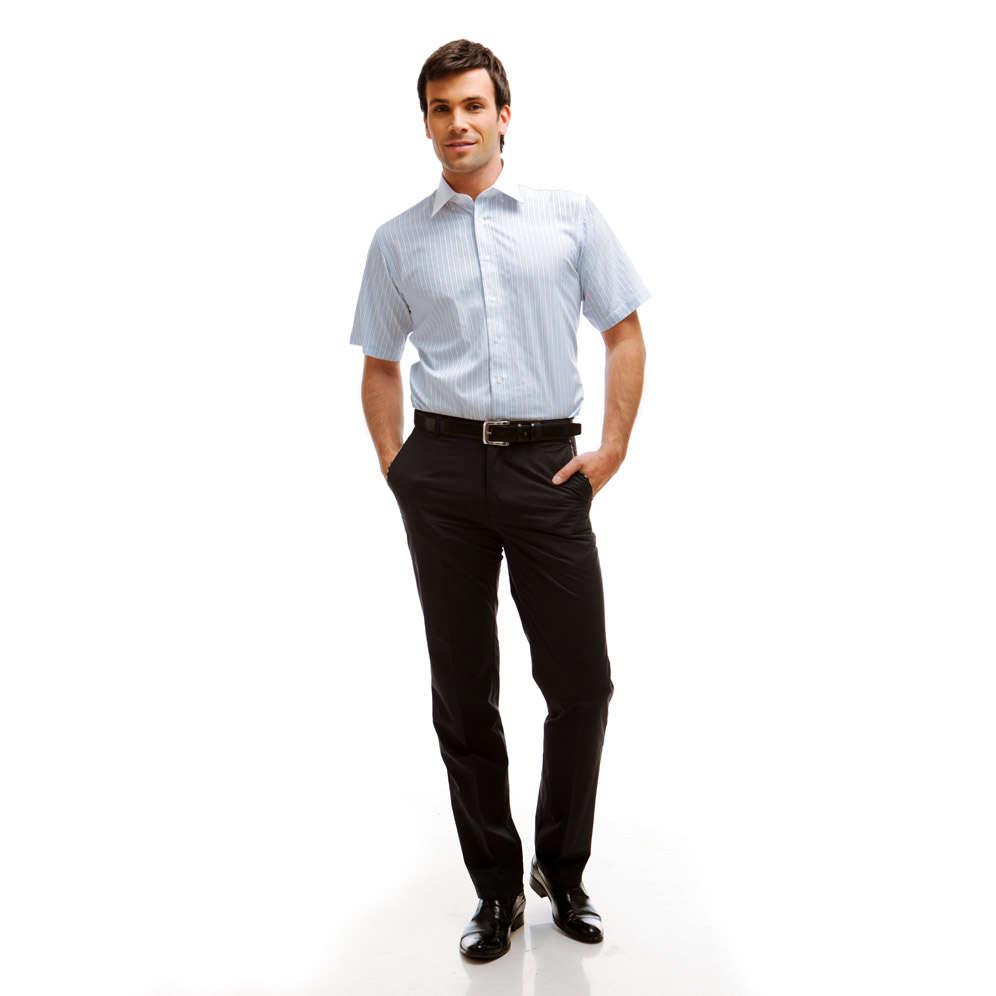 business casual attire. photo - 1