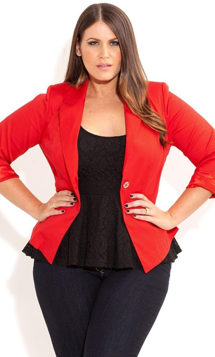 business casual blazer women photo - 1