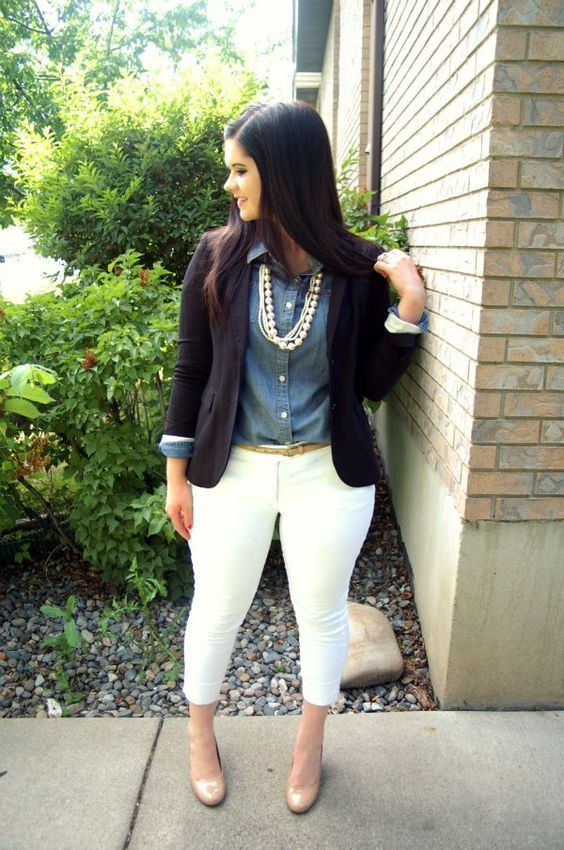 business casual clothing ideas photo - 1