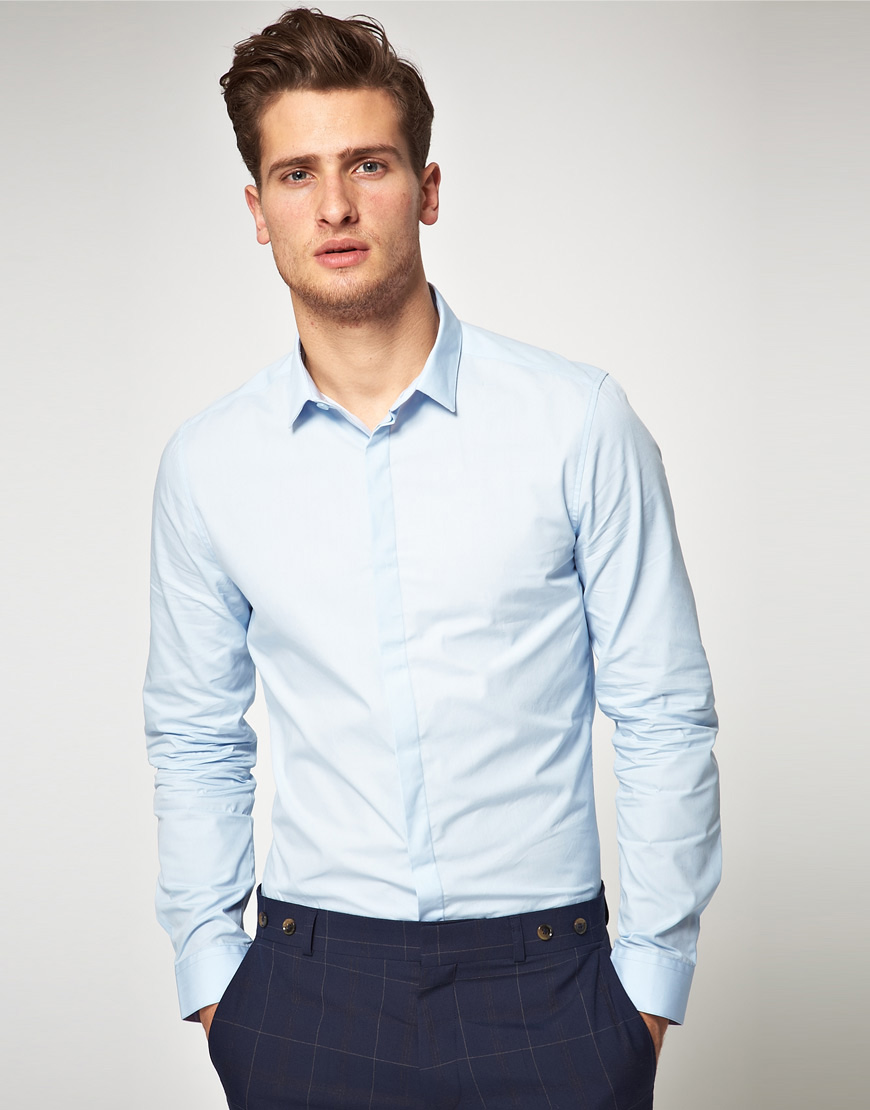 business casual dress men photo - 1