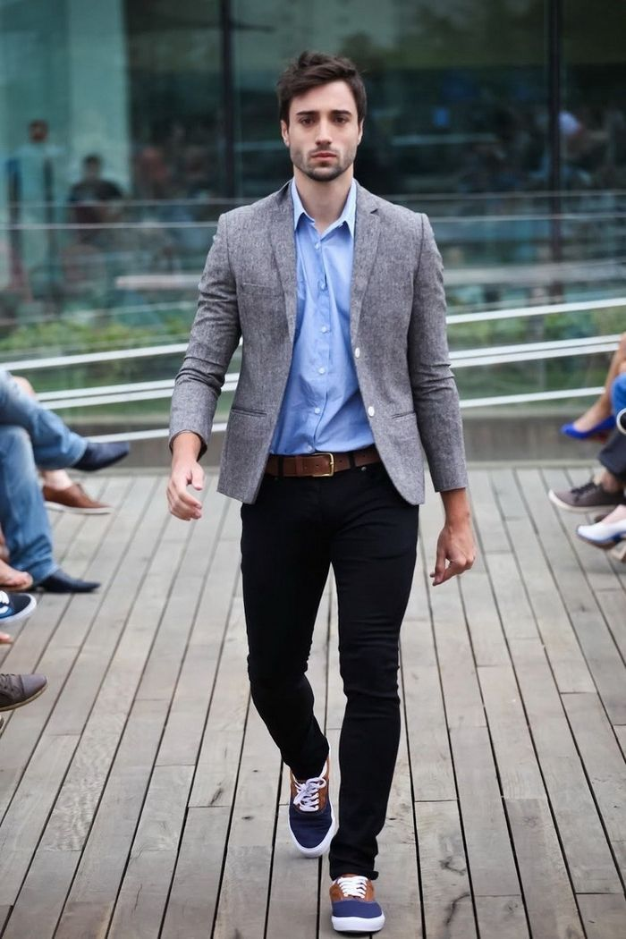 business casual for men photo - 1