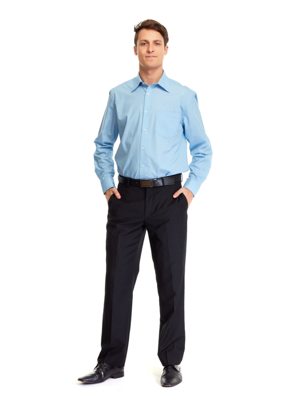 business casual for young men photo - 1