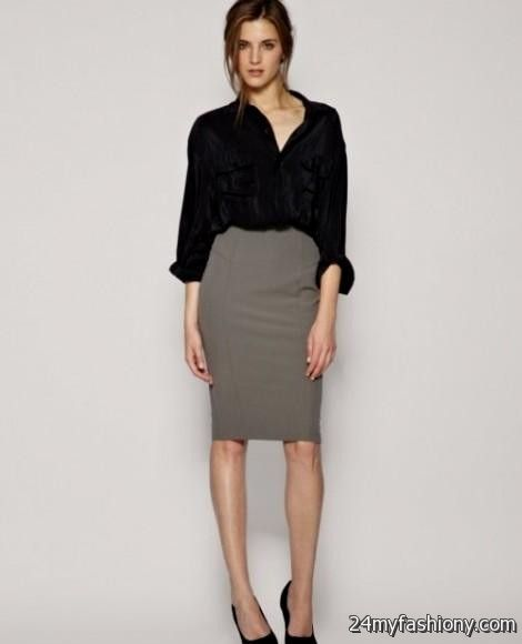 business casual for young women photo - 1