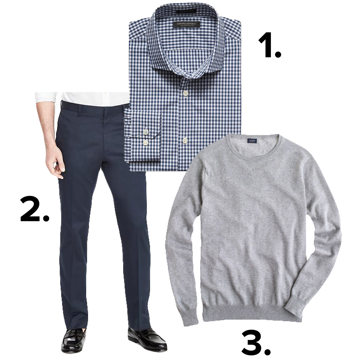 business casual interview men photo - 1