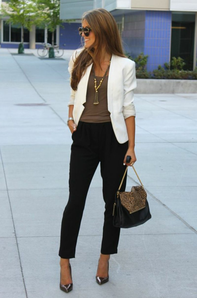business casual jeans photo - 1