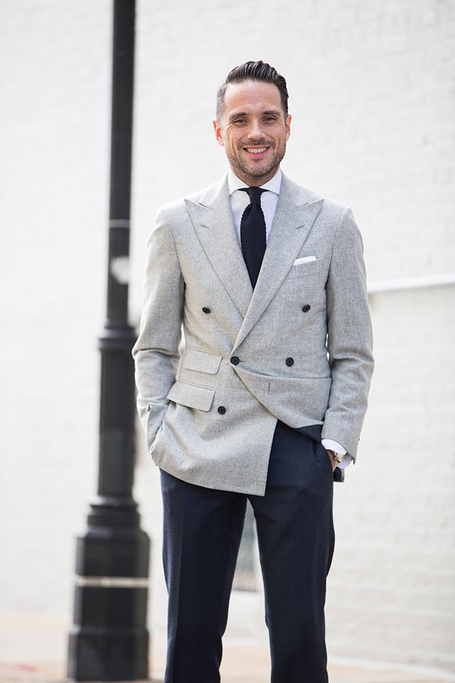 business casual man game photo - 1
