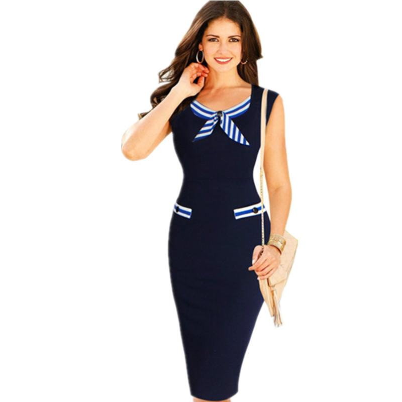 business casual maxi dress photo - 1